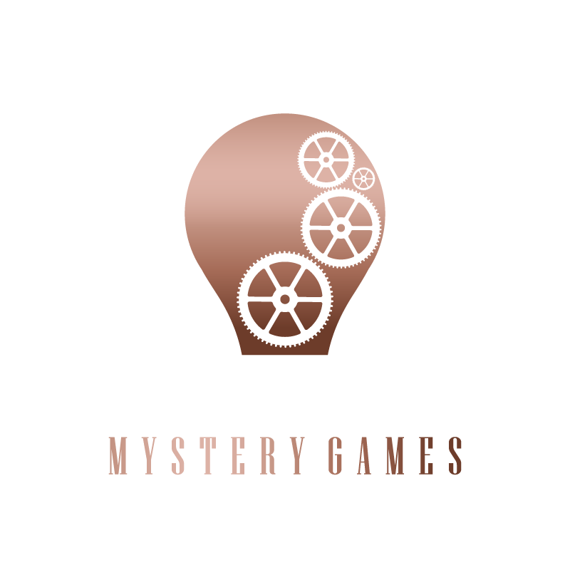 Mystery Games logo